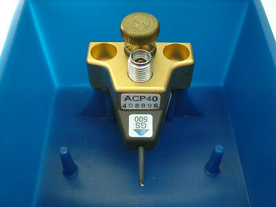 Cascade ACP40-GS500 DC- 40 GHz RF probe for microwave substrate measurement