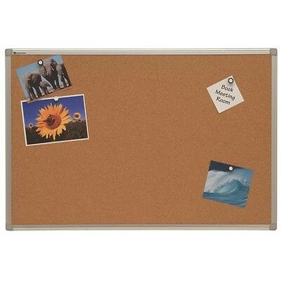 ALUMINIUM FRAMED CORK NOTICE BOARDS!NOT THE USUAL RUBBISH size Choice