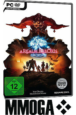 Final Fantasy XIV - A Realm Reborn Key FF 14 CDKey für PC [ EU Key ] [ NEU ]