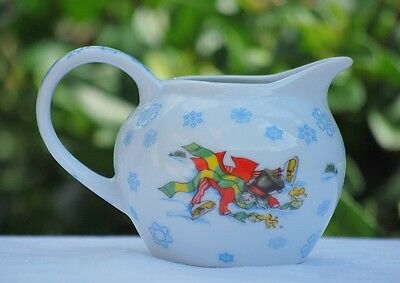 """Paul Cardew Alice In Wonderland """"MAD HATTER"""" AIWI3053 Creamer Pitcher NEW IN BOX"""