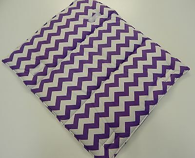 Gorgeous Change Mat Padded Chevron - You Choose Colour - Great Baby Shower Gift!