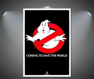 Ghostbusters Vintage Movie Poster - A1, A2, A3, A4 sizes
