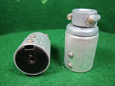 (1) PL-S59 PL-59 Connector for BC-191 BC-375 NOS.
