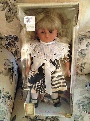 Lissi Fashion Doll So So Cute Vintage Still In Box MADE IN GERMANY 16 Inches