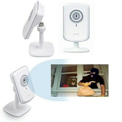 Wireless Network Camera (DCS-930L) comes with everything you need Remote Viewing