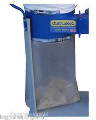 """Charnwood W690Pb Dust Extractor Extraction Heavy Duty Collection Bags 24"""" X 36"""""""
