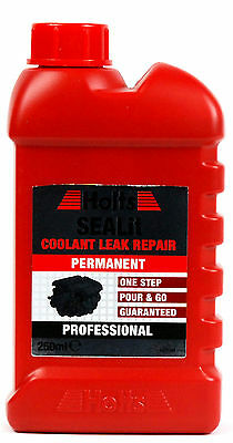 SEALIT RADIATOR LEAK-HOSE LEAK-ENGINE BLOCK-CYLINDER HEADS- LEAK REPAIR 250ml