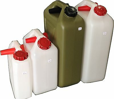 Water Container Jerry Can Camping