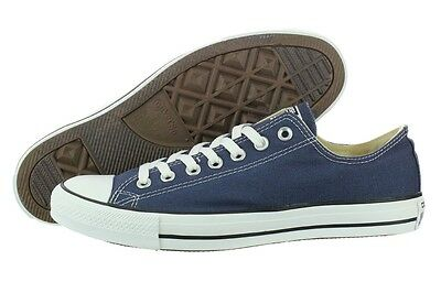 Converse Classic Chuck Taylor All Star Low Navy Blue M9697 Shoes NEW Men Women