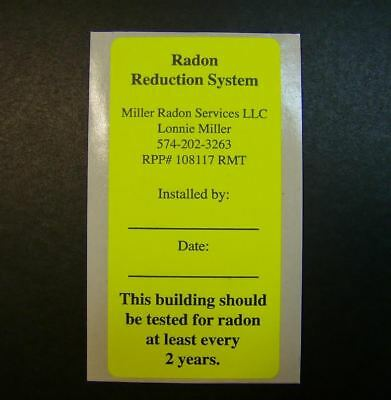 """Printed Stickers, 500 Custom 3/4"""" x 2-1/2"""" Rectangle Business Labels 1 ink Color"""