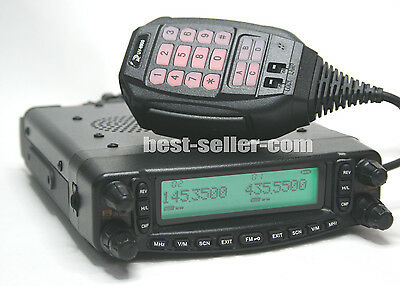 PR-UV8900 Dual Band Mobile & Cross Band Repeater (136-174/400-470MHz)+USB Cable