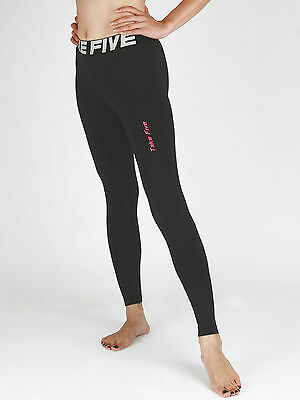 New 110 Winter Warm Skin Tights Compression Base Layer Black Pants Womens S-XL