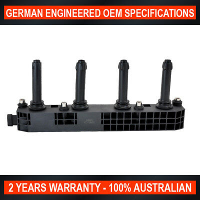 Brand New Ignition Coil Pack for Holden Viva JF F18D 1.8L 4 Cyl 2005-2009