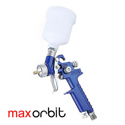 Touch up Automotive GRAVITY AIR SPRAY GUN Car Paint, 1 mm Nozzle HVLP system