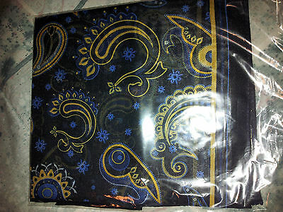 Continental Airlines Ladies Scarf (Paisley)