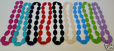 Baby & Mom Beads Silicone Necklace Teething/Nursing/Sensory (Jennifer)