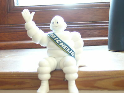Lambretta Michelin Man Mascot, Would Sit Well On Bike