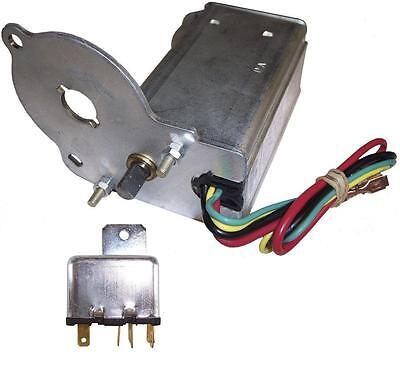 1971-1975 Pontiac Grandville & Catalina convertible top electric motor & relay