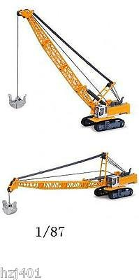1/87 KDW metal construction lattice metal boom Liebher shovel crane
