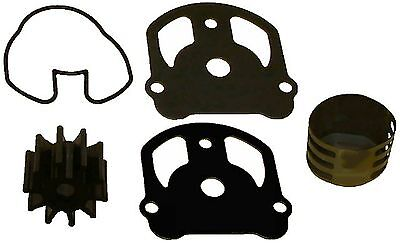 Water Pump Impeller Kit for OMC Cobra with Liner replaces 984461 983895 777128