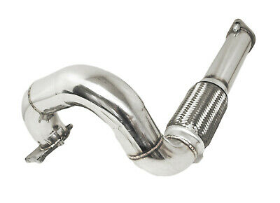 "SS 3"" Turbo Downpipe Honda Civic Si Eg Ek CRX Del Sol D15 D16 D-series Engine"