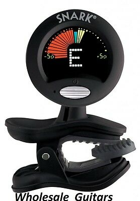 The New One!!  Snark Sn-5X Chromatic Tuner