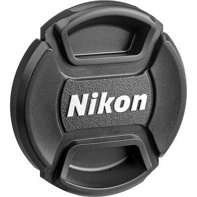 Genuine NIKON 77mm LENS CAP snap clips LC-77 77 mm