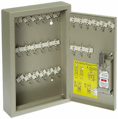 GE AccessPoint Key Cabinet Pro - Holds 30 keys - Push Button Lock