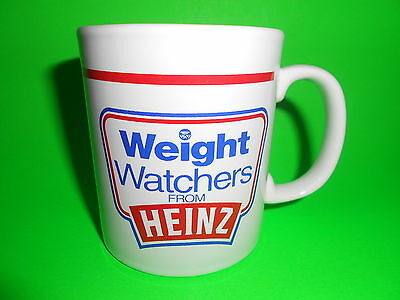 HEINZ WEIGHT WATCHERS -  Original Tea/Coffee Mug