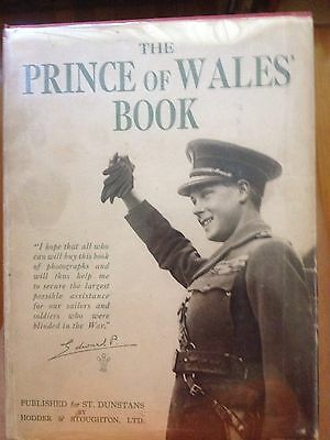 THE PRINCE OF WALES BOOK VOYAGES ON HMS RENOWN 1919-1920 Photos Story Book
