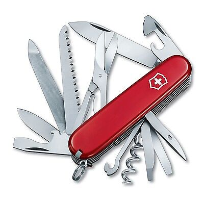 Victorinox Swiss Army Knife - Ranger - Red - Free Shipping