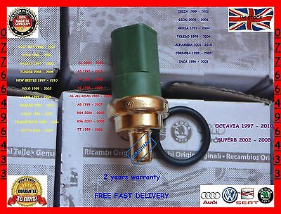 GENUINE ORIGINAL Water Coolant Temperature Gauge Sensor 059919501A VW/SEAT/AUDI