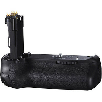 Canon BG-E14 Battery Grip for Canon EOS 70D, 80D Digital SLR Camera - Brand New