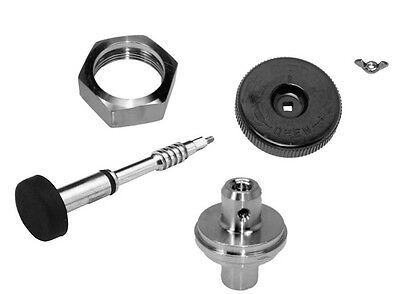 "Kettle 1 1/2"" Draw-Off Valve Kit - Market Forge, Cleveland, Legion"