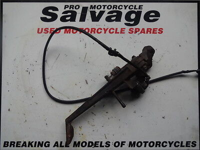SUZUKI GSXR 750 Wn 92-95 Side Stand Switch *Bike Breaking