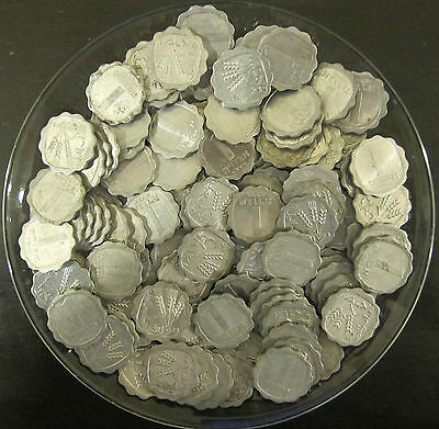 Lot Of 200! Old Israel Aluminum Coins 1 Agorah Pick A1   Free Shipping Worldwide