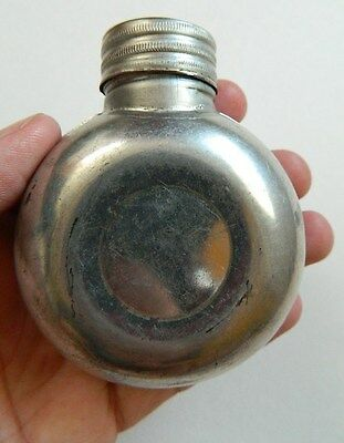 Wwii Era Russian Mosin Nagant Rifle Cleaning Oiler Bottle, Excellent Condition!