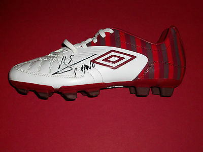 Moussa Sissoko Newcastle United Autograph Hand Signed Football Boot Soccer