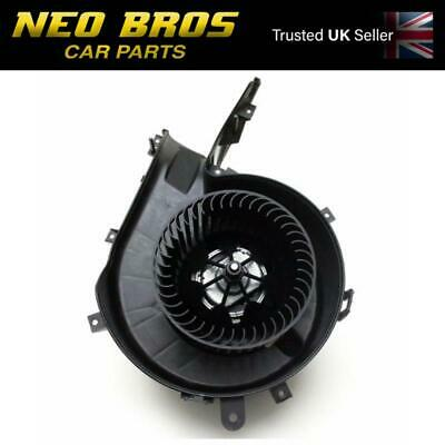 Saab 9-3 03-12 Rhd Heater Fan Blower Motor Ac Acc, New, Genuine, 13250116