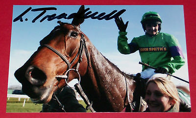 Liam Treadwell Mon Mome Signed Photo G National 2009