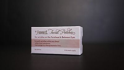 Original Frownies - Forehead And Between Eyes Facial Patches 144Ct