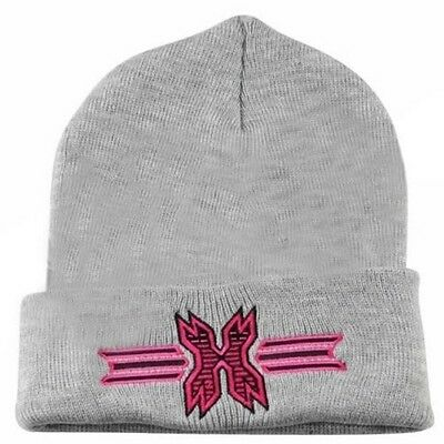 HK Army Beanie - Icon - paintball - Grey/Pink