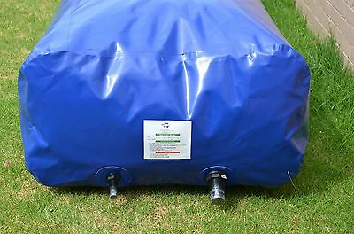 Water Storage Bladder Tank 10000L(6400Lx2400Wx650H)mm - WSB10000