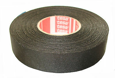 "TESA 51026 3/4"" x 27,5yds Adhesive Cloth Fabric Tape cable looms wiring harness"
