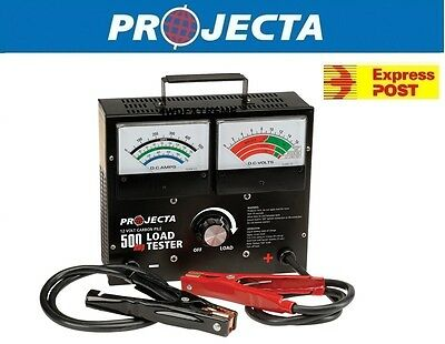 Projecta Blt200 12V 500Amp Carbon Pile Battery Load Tester ,car,bike,boat Charge