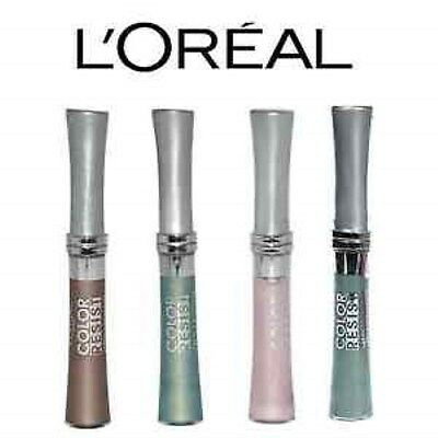 L'Oreal Color Resist 12 hour Waterproof Eye Shadow World Wide Free Postage