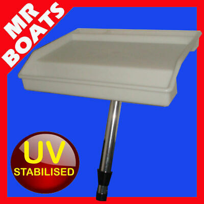 BAIT CUTTING BOARD & ROD HOLDER MOUNT ✱ HEAVY DUTY ✱ Fishing Boat Cleaning NEW
