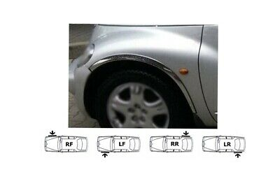 Chrysler PT Cruiser 2000-2010 Tuning Extensions d'aile Neuves Chrome ou Noir mat