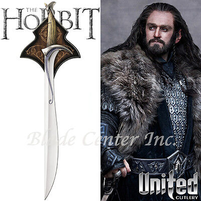 Hobbit Orcrist Sword of Thorin Oakenshield by United Cutlery UC2928 New