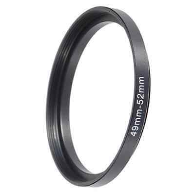 49-52 49mm to 52mm STEPPING STEP UP FILTER RING ADAPTER 49mm-52mm 49-52mm UK